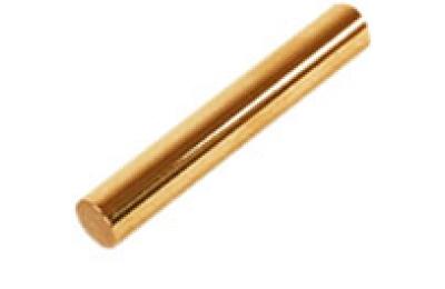 Бронзовый пруток БрАЖНМц9-4-4-1, пресс 40x3000
