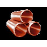Медная труба для кондиционера Cu-DHP, R220 9.52x0.81x15000