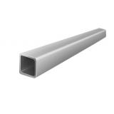 Алюминиевая профильная труба АД31, Т1 100x50x4x4000