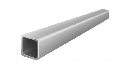 Алюминиевая профильная труба АД31, Т1 40x40x2x4000