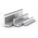 Алюминиевый уголок АД31, Т1 15x1.5x1.5x15x4000